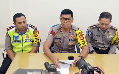 Amsor 29 Sebagai Tersangka Insiden Tabrakan Beruntun di KM 150 Tol Cipali