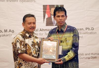 FAH UIN SGD Bandung ADAI Gelar ICON HIC 2019 2