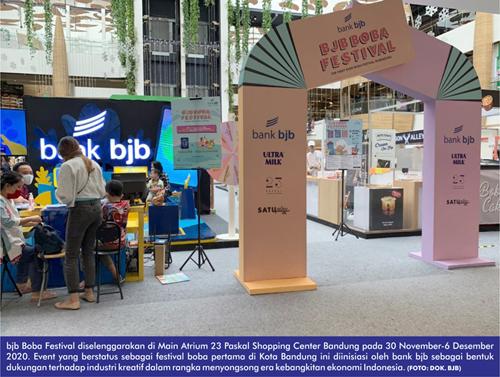 bjb Boba Festival Hidupkan Geliat Industri Kreatif di Tengah Kebangkitan Ekonomi 1